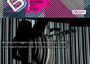 Bournemouth Emerging Arts Fringe Website