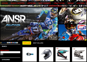 120 Motorsports Website